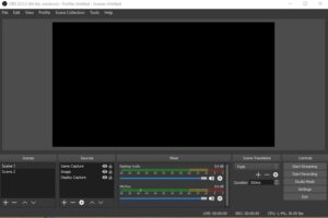 Best Game Recording Software: Open Broadcaster