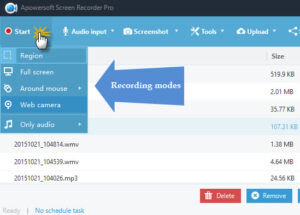 Video Game Recording Software Free from Apowersoft
