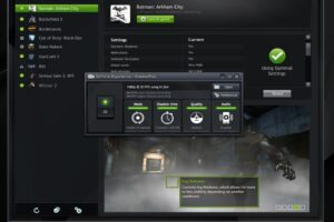 GeForce Experience: Free Game Recording Software from Nvidia