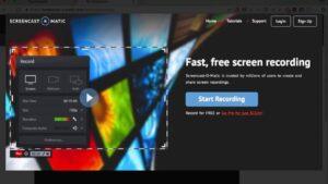 Free Game Recording Software: Screencast-O-Matic