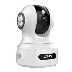 D3D WiFi Home Security Camera