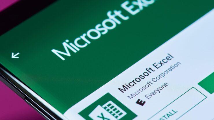 Microsoft Excel 2019