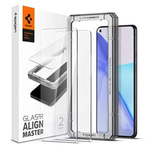 Spigen AlignMaster Tempered Glass Screen Protector