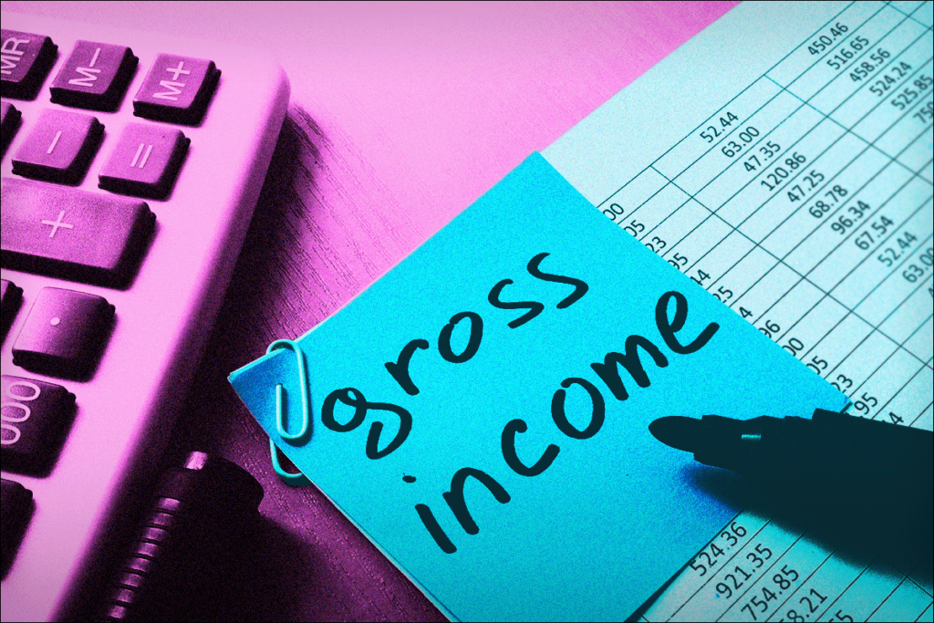 What Is Gross Income